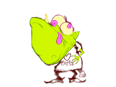 Handsome Orc!