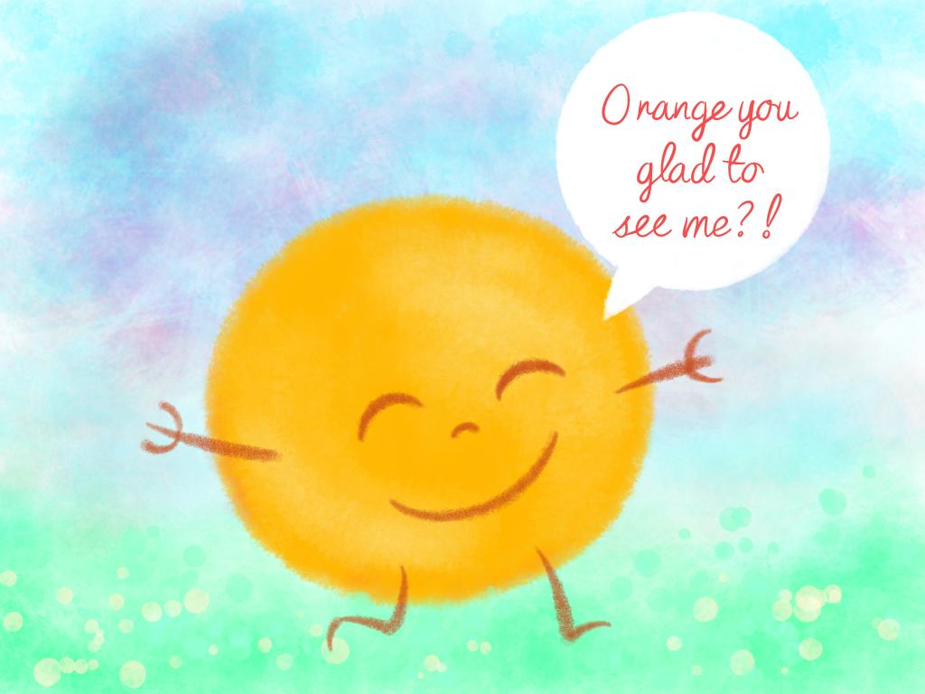 SketchClub Orange