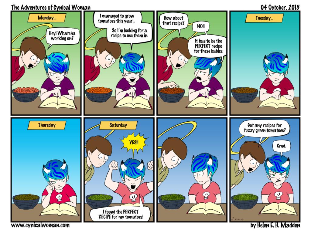 Webcomic!