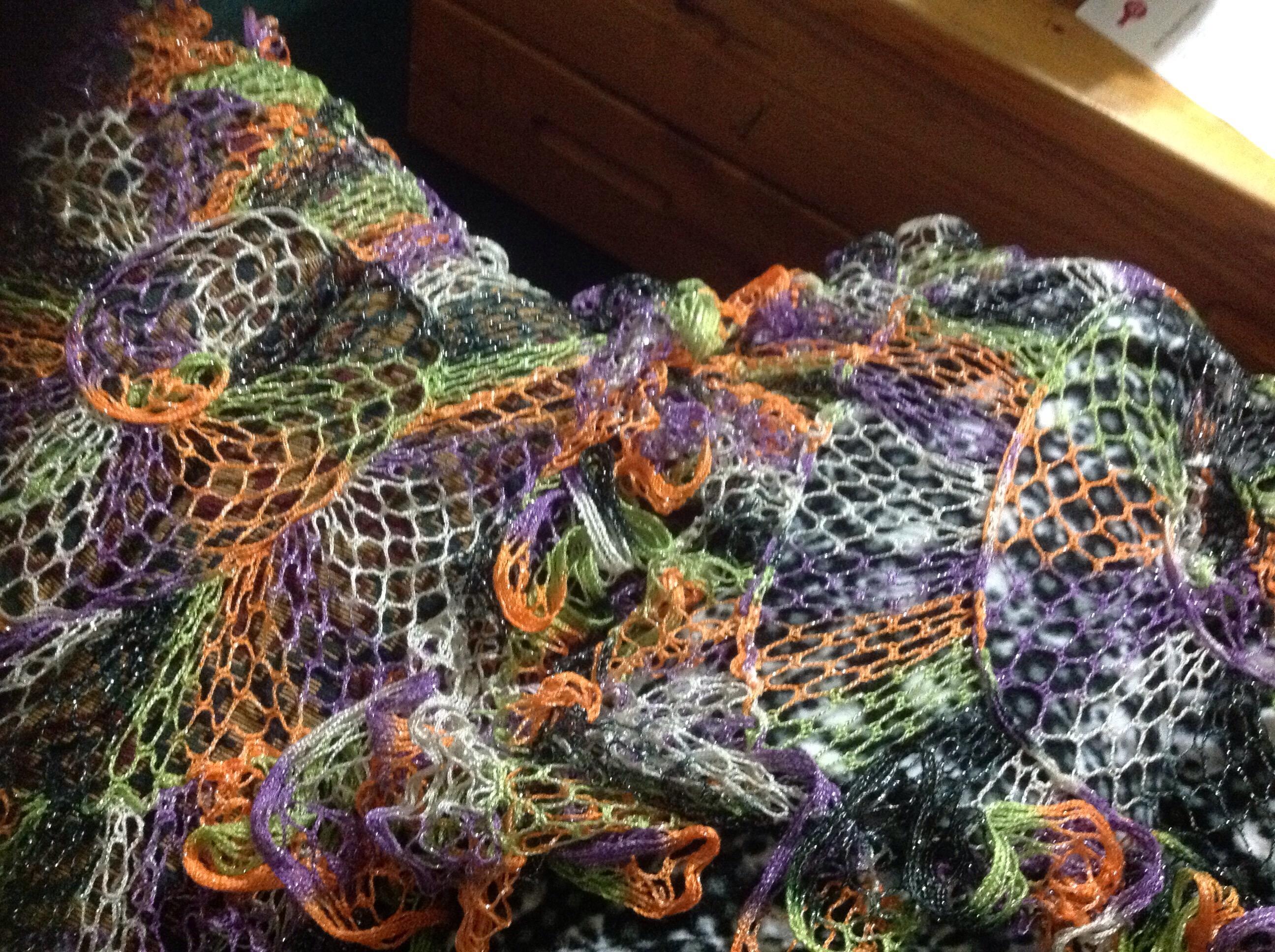 Nautilus Shawls