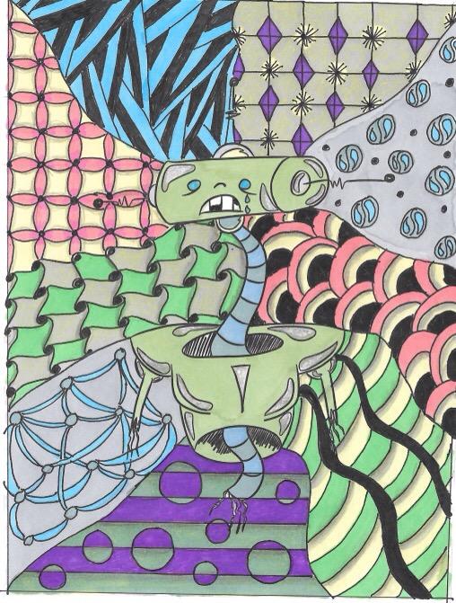 Acid-bot!