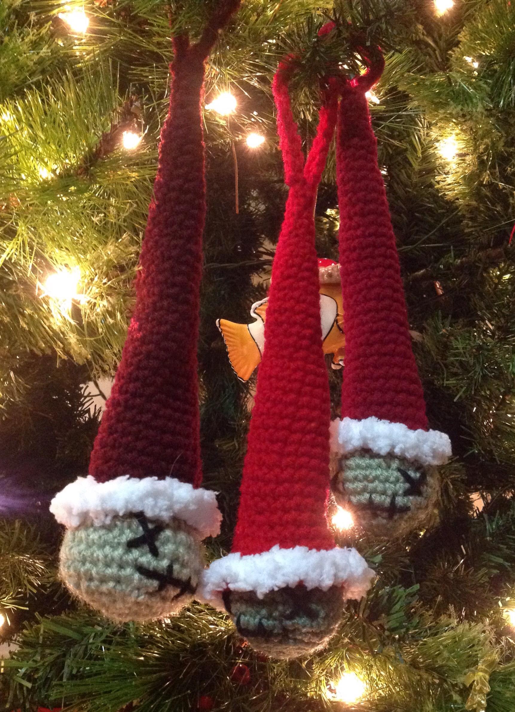 Shrunken Elf Heads!