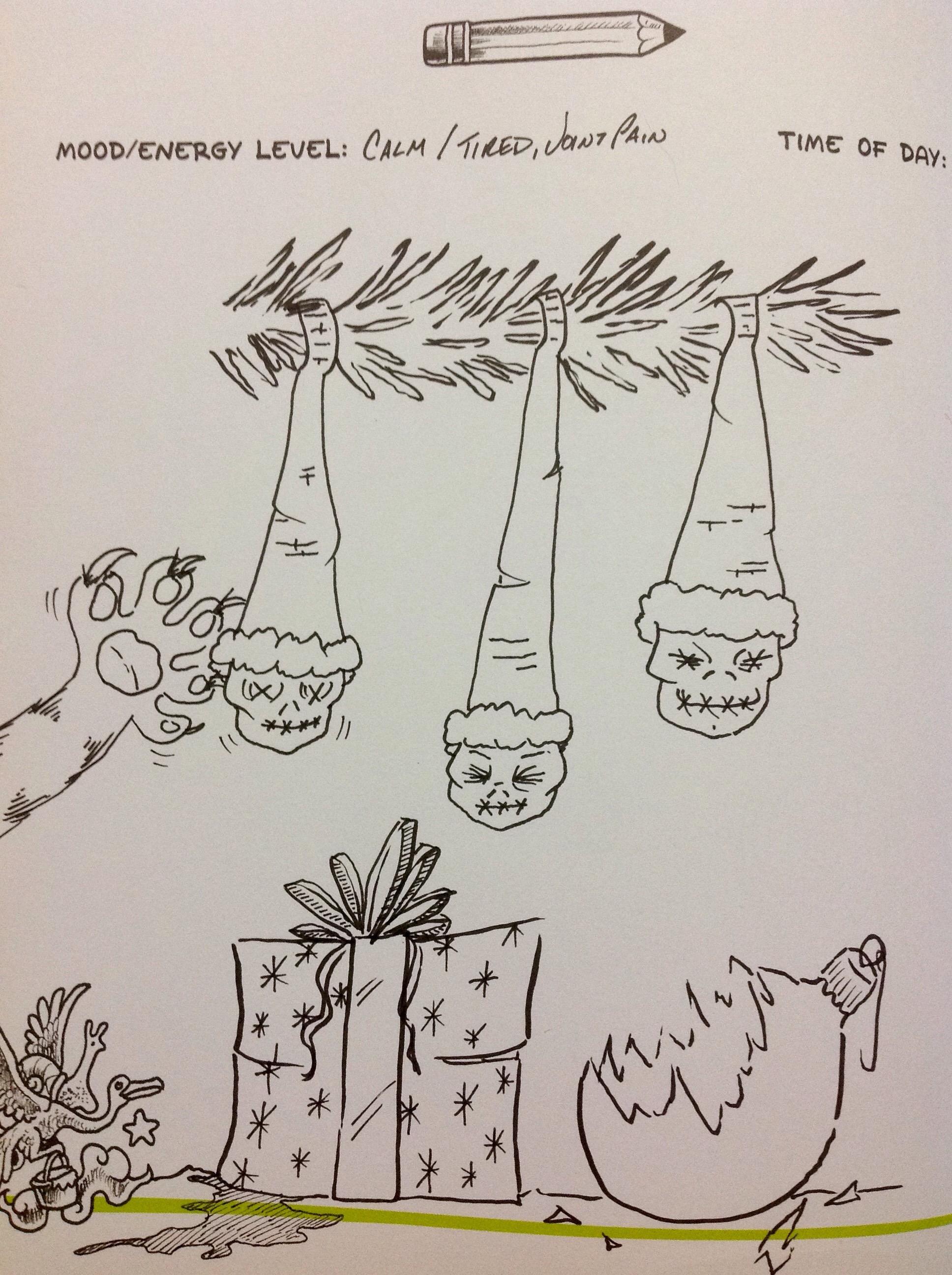 Elf Heads Sketch!