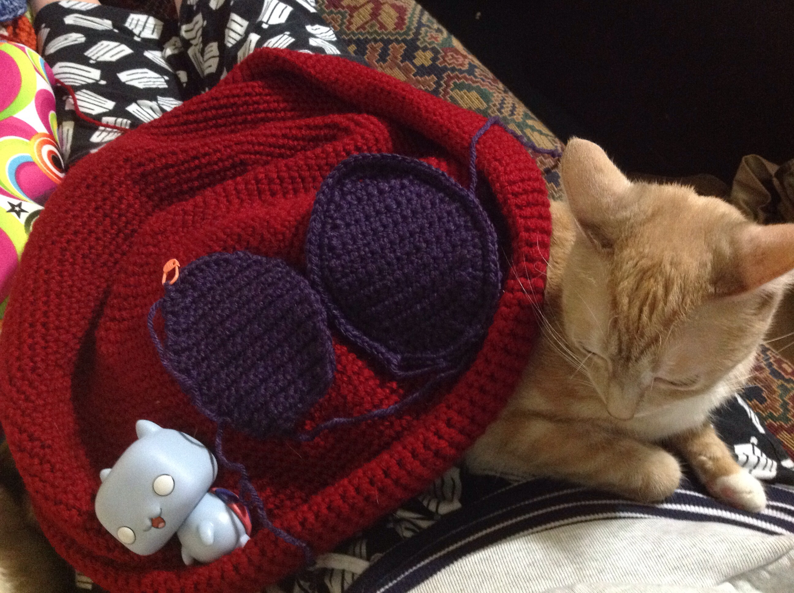 Catbug in progress!