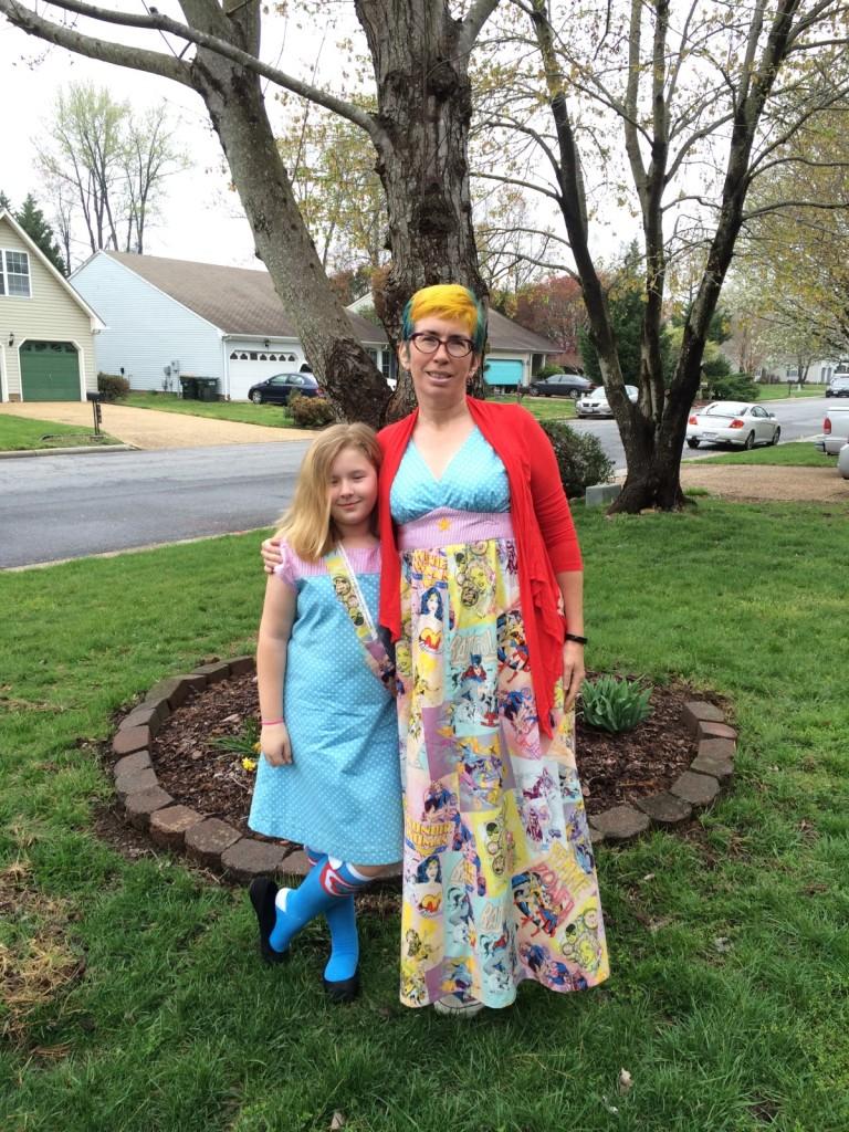 Super dresses!